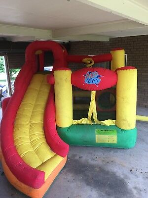 Action Air Inflatable Jumping Castle