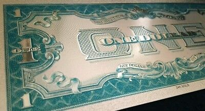 """/<MINT/> OLD STYLE /""""GOLD/"""" $1.00 GOLD CERTIFICATE One DOLLAR Rep.*Banknote! bfw"""