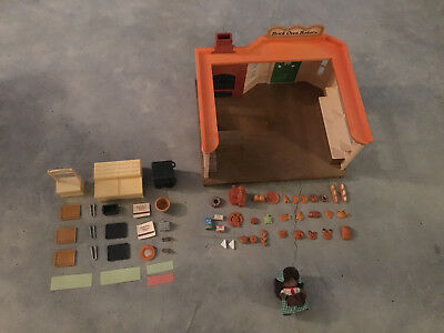 Sylvanian Families Brick Oven Bakery in Great Condition
