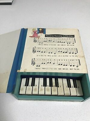 Vintage Japanese Toy Piano