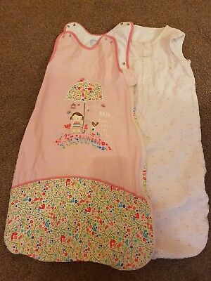 Grobag Sleeping Bags 12-18 Months Girls Bundle
