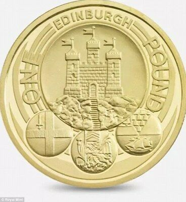 Choose your old rare round pound coin- £1 one pound cheapest including Edinburgh