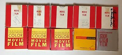 LOT of 18Vintage 8mm Home Video Movies Muskegon MI 1960s?