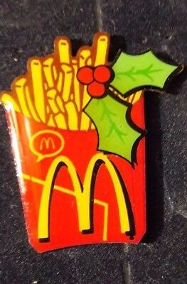 Original Mcdonald Mcdonald MCDPIN Badge - Mc Donald´s Pommesbox