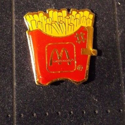 Original Mcdonald Mcdonald MCDPIN Badge -  Mc Donald´s rießen Pommes #1