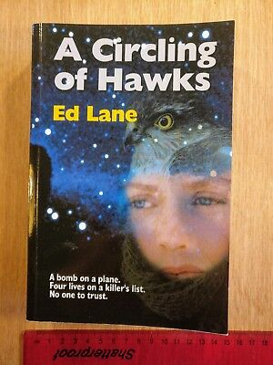 A Circling of Hawks by Ed Lane