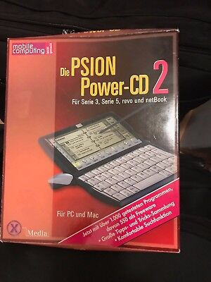 Psion Software - Psion Power CD II