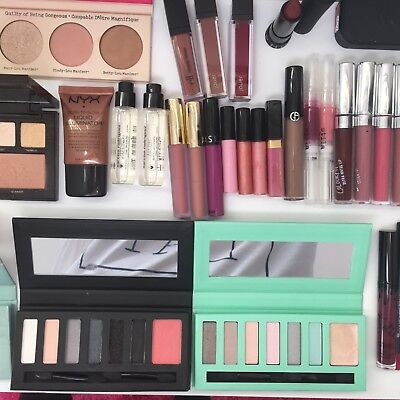 HUGE Must See Makeup Lot >$1000 RRP New or Swatched