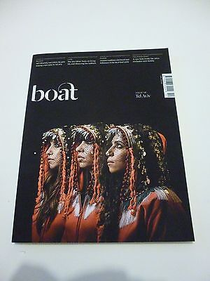 Boat Magazine Issue 10 - Tel Aviv, Israel, Travel, Culture, Oliver Sachs
