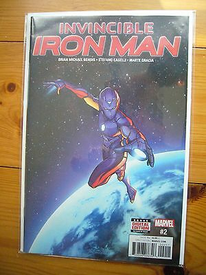 Invincible Iron Man 2 (2017) NEW