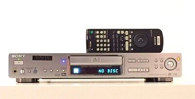 SONY DVP-S735D High End CD/DVD-Player ! Top Zustand !!
