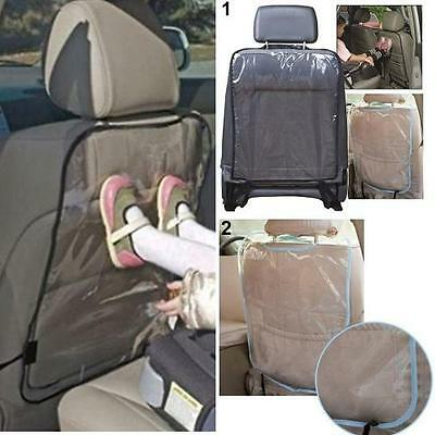 EP_ Car Seat Back Protector Cover for Children Kick Mat Mud Clean Accessories My