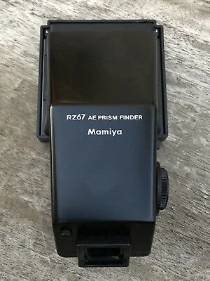 **Excellent** Mamiya AE Prism Finder for RZ67 Pro Used II RZ 67