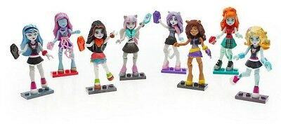 Monster High Mega Bloks CNF78 -  Ghouls Skullection III Verschiedene Modelle NEU