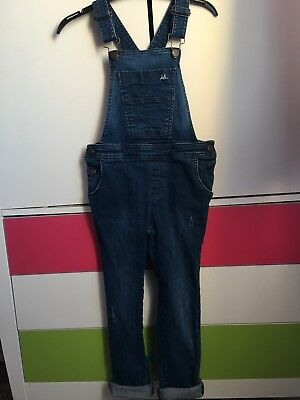 Girls Jeans 👖 Dungarees  Age 7 , By Debenhams