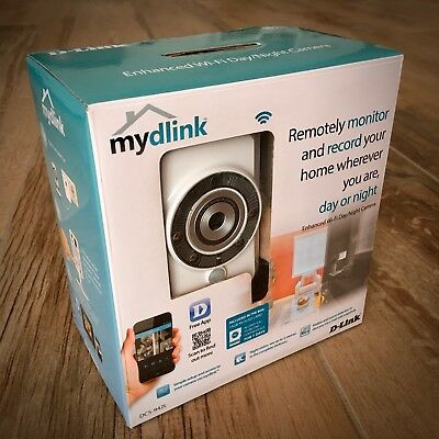 D-LINK Wi-Fi KAMERA | DCS-942L | mydlink WIRELESS n/g/b Day/Night IP Camera