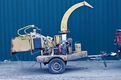 """Vermeer 620i Wood Chipper Great 5-6"""" Chipper Robust US Build Quality"""