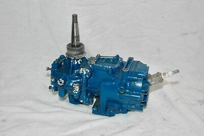 1958 Scott-Atwater 3.6HP ** 1 CYLINDER ENGINE * Vintage Boat Motor Part