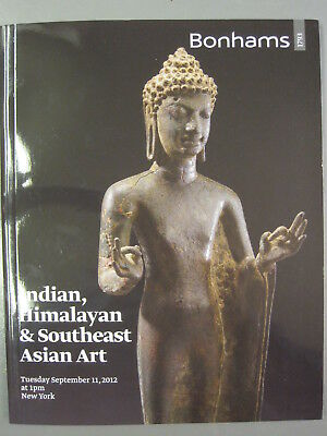 Bonhams 9/11/12 Indian Himalayan & Southeast Asian Art
