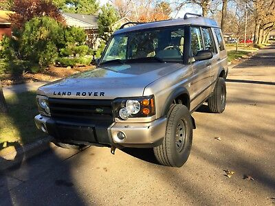 2003 Land Rover Discovery  Land Rover Discovery SE 2003 Madison WI 4WD Low Original Miles Needs TLC $250