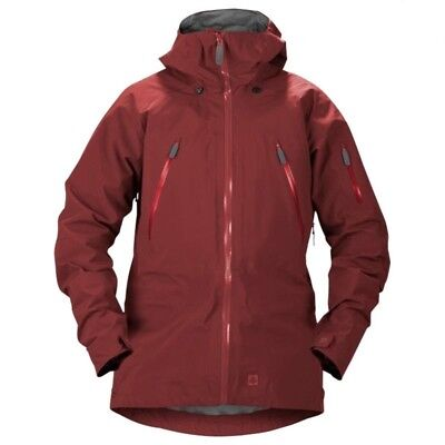 Sweet Protection Womens Voodoo Jacket Ron Red ski snowboard Size S UK 8-10