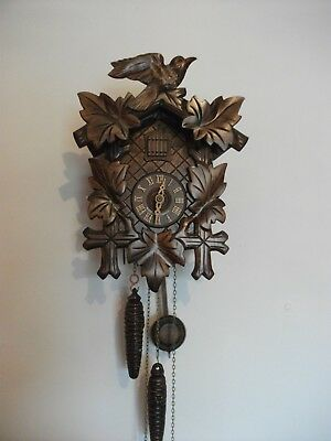 Black forest, German, mechanical, 30hour cuckoo clock