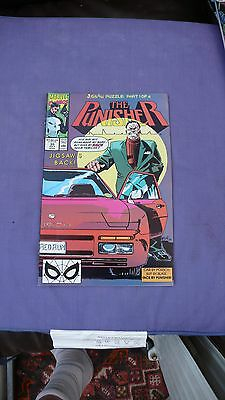 The  Punisher - vol 2 no 35 1990