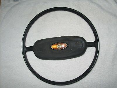 Jaguar Series Ii Steering Wheel