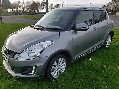 2014 Suzuki Swift 1.2 Sz4 4X4 Tax And Tested Lovely Car Immaculate Throughout
