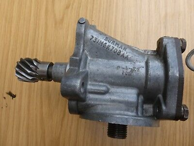Lotus Elan Twincam Late Oil Pump