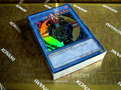 Yugi´s Legendary GADGET Deck YGLD-EN Englisch 1st Edition New Sealed Yu-Gi-Oh!