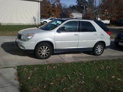 2007 Buick Rendezvous Tan and Gold Striping 2007 Buick Rendezvous With Remote Starter and Keyless Entry