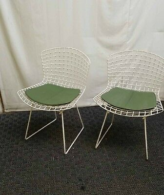 Knoll Bertoia Side Chair (with seat pad)