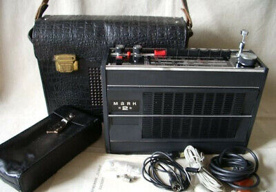 RARE VINTAGE Military Transistor Radio Mayak-2 New old stock