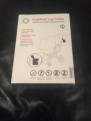 Bugaboo Cup holder Brand New In Box