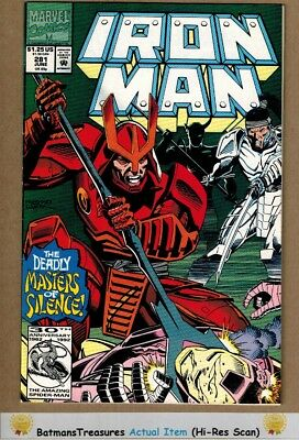 Invincible Iron Man #281 (9.4) NM 1st Appearance War Machine Armor Key Issue