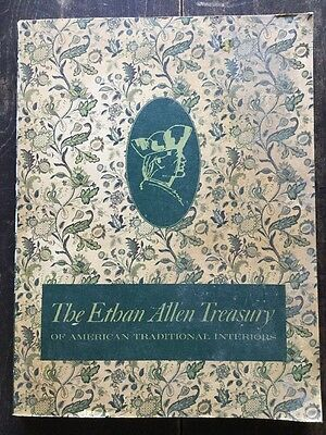 68th EDITION ETHAN ALLEN TREASURY OF AMERICAN TRADITIONAL INTERIORS/CATALOG BOOK