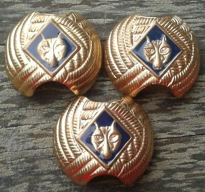 BSA Boy Scout Cub Scout Neckerchief Slides Ships Free in the USA