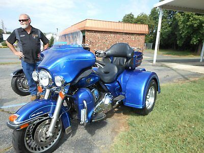 2010 Custom Built Motorcycles Other  2010 Harley Davidson Electra Glide ULtra  Classic Trike