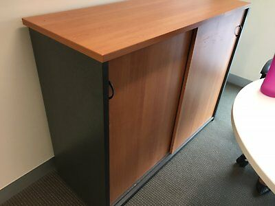 Office Furniture - storage buffet cabinet