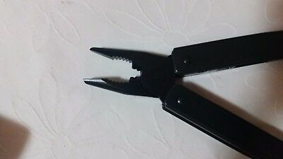 Australian Army Genuine Tool Victorinox SF SAS Blackened pliers Multitool wire