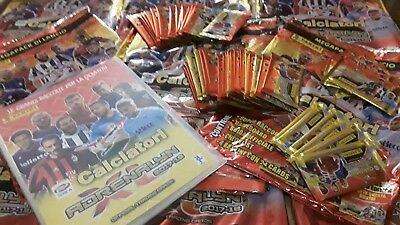 30 Bustine Calciatori Adrenalyn Xl 2017-18 Official Trading Cards