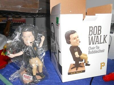 Pittsburgh Pirates baseball  BOB WALK Bobblechair Bobblehead Bobble head nodder