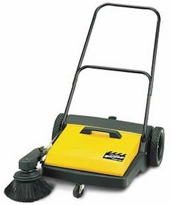 SHOP VAC INDUSTRIAL PUSH SWEEPER (Model # 305) WITH FREE 5PKT MICROFIBRE CLOTHS