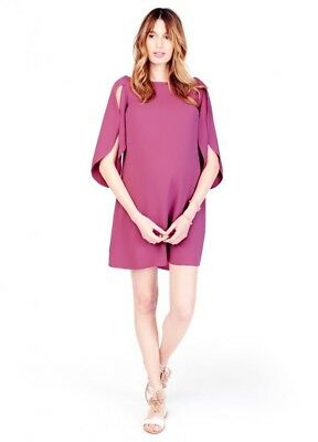 ingrid isabel maternity shift dress M (Pulls in fabric and discoloring) A38