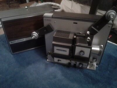 Bell & Howell Compatible Autoload 466A 8mm Super 8 Vintage Movie Projector