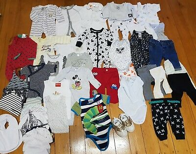 Bulk baby clothes - Disney, Bonds, Cotton On, pumpkin patch and so many more 000