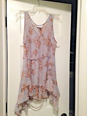 Jessica Simpson Maternity Top Size Large