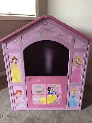 Disney Princess Cubby House