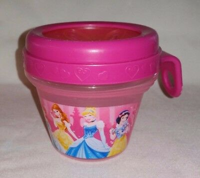 First Years Disney Princess Spill-Proof 8 oz Snack Bowl